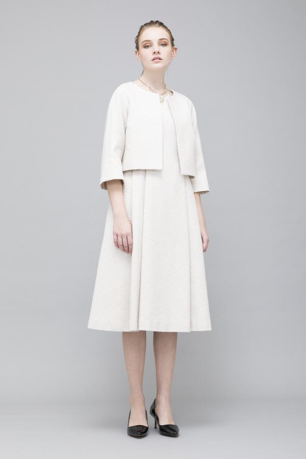 Tweed Dress&Bolero