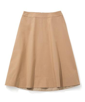 Beige Skirt