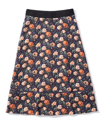 Liberty Print Skirt