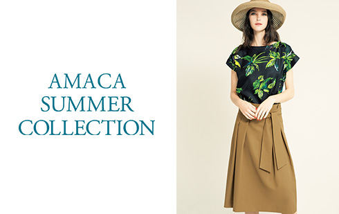 AMACA SUMMER COLLECTION