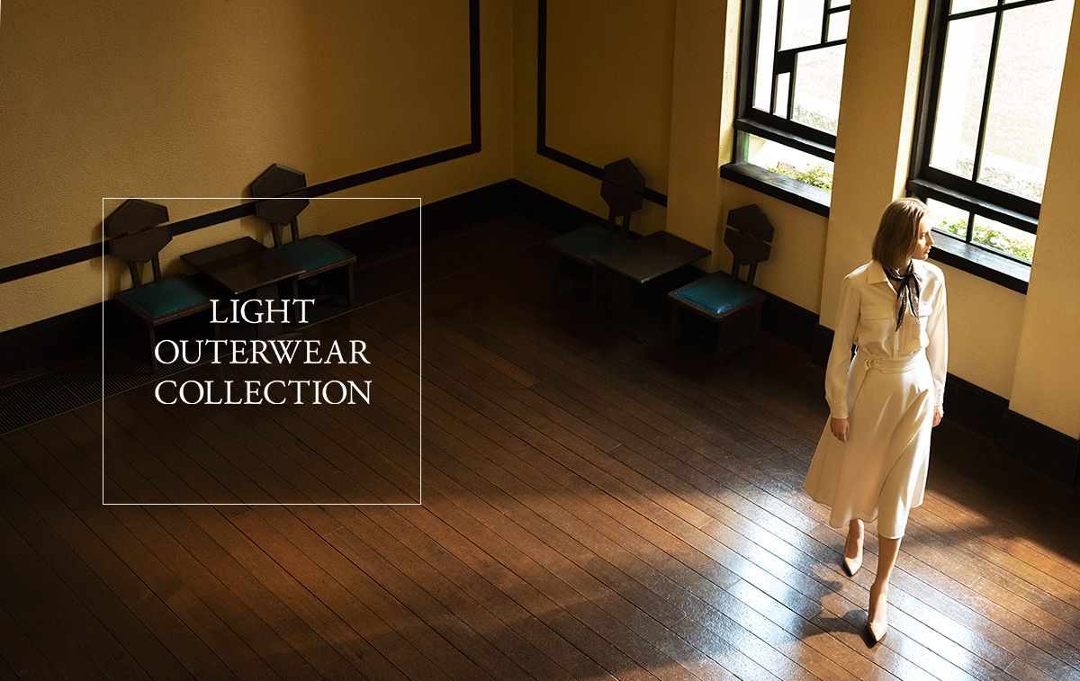 LIGHT OUTERWEAR  COLLECTION