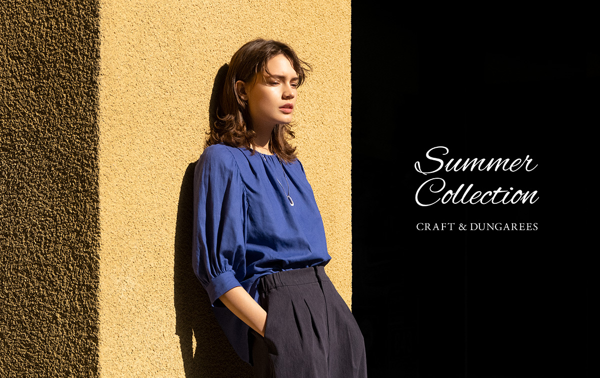 Summer Collection: Craft & Dungarees